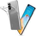 قاب محافظ ژله ای 5 گرمی کوکو هواوی Coco Clear Jelly Case For Huawei P40