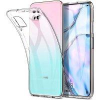 قاب محافظ ژله ای 5 گرمی کوکو هواوی Coco Clear Jelly Case For Huawei P40 Lite Nova 7i Nova 6 SE