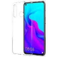 قاب محافظ ژله ای 5 گرمی کوکو هواوی Coco Clear Jelly Case For Huawei P40 lite E