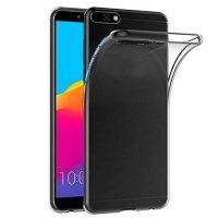 قاب محافظ ژله ای 5 گرمی کوکو هواوی Coco Clear Jelly Case For Huawei Y6 2018 Y6 Prime 2018 Honor 7A