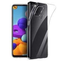قاب محافظ ژله ای 5 گرمی کوکو سامسونگ Coco Clear Jelly Case For Samsung Galaxy A21s