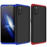 قاب محافظ با پوشش 360 درجه FULL Matte Hard Cover Case For Samsung Galaxy A41