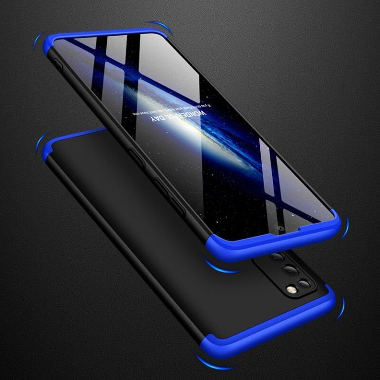 قاب محافظ با پوشش 360 درجه FULL Matte Hard Cover Case For Samsung Galaxy A41