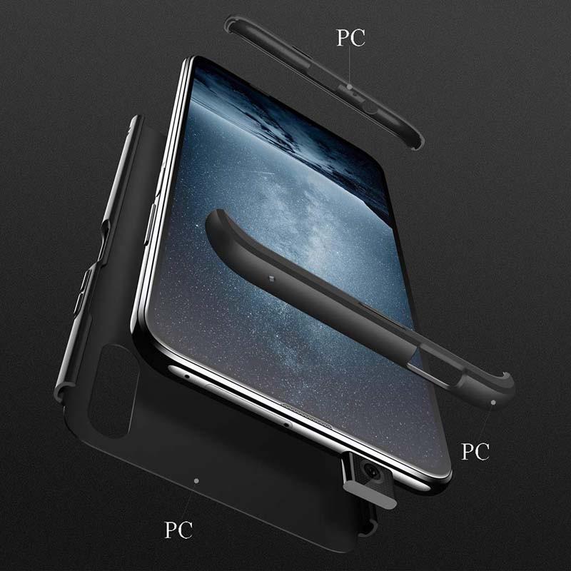 قاب محافظ با پوشش 360 درجه هواوی GKK 360 Full Case For Huawei Y9s
