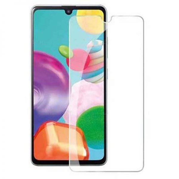 محافظ صفحه نمایش شیشه ای Glass Screen Protector For Samsung Galaxy A41