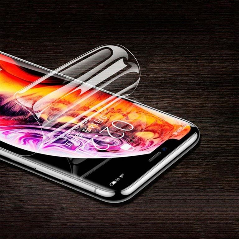 محافظ نانو تمام صفحه سامسونگ Nano Full Screen Protector For Samsung Galaxy A41