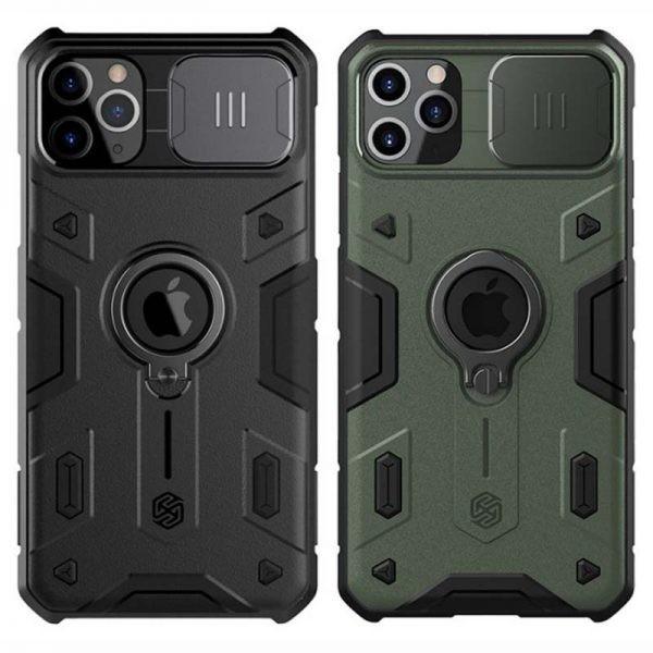 قاب محافظ نیلکین آیفون Nillkin CamShield Armor Case Apple iPhone 11 Pro Max