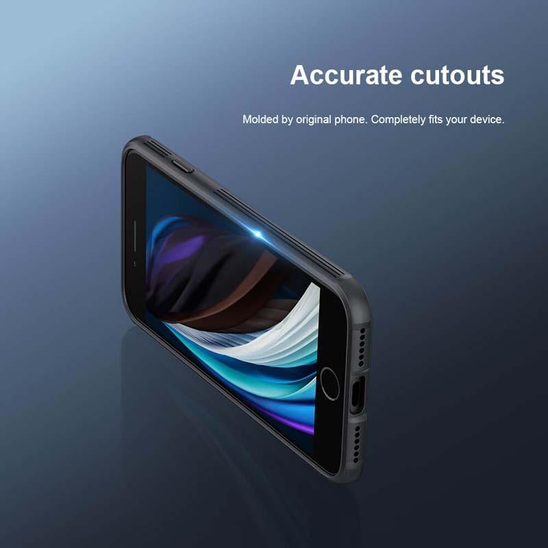 قاب محافظ نیلکین اپل Nillkin CamShield Pro Case for Apple iPhone 7 8 SE 2020