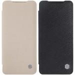 کیف محافظ چرمی نیلکین سامسونگ Nillkin Ming Leather Case Samsung Galaxy S20 Plus
