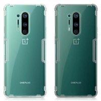 قاب محافظ ژله ای نیلکین وان پلاس Nillkin Nature Series TPU case for OnePlus 8 Pro