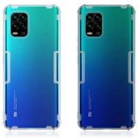 قاب محافظ ژله ای نیلکین شیائومی Nillkin Nature Series TPU case for Xiaomi Mi 10 Lite 5G Mi10 Youth 5G