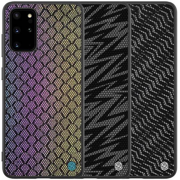 قاب محافظ نیلکین سامسونگ Nillkin Twinkle Case For Samsung Galaxy S20 Plus