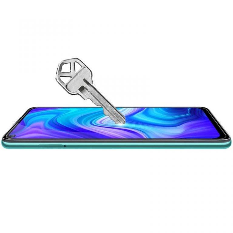 محافظ صفحه نمایش شیشه ای نیلکین شیائومی Nillkin XD CP+ Max Glass For Xiaomi Redmi Note 9 Redmi 10X 4G