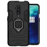 قاب محافظ ضد ضربه انگشتی وان پلاس Ring Holder Iron Man Armor Case OnePlus 7T Pro 7 Pro