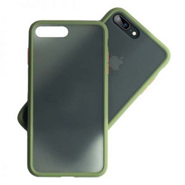قاب محافظ اپل Transparent Hybrid Case For Apple iPhone 7 Plus 8 Plus