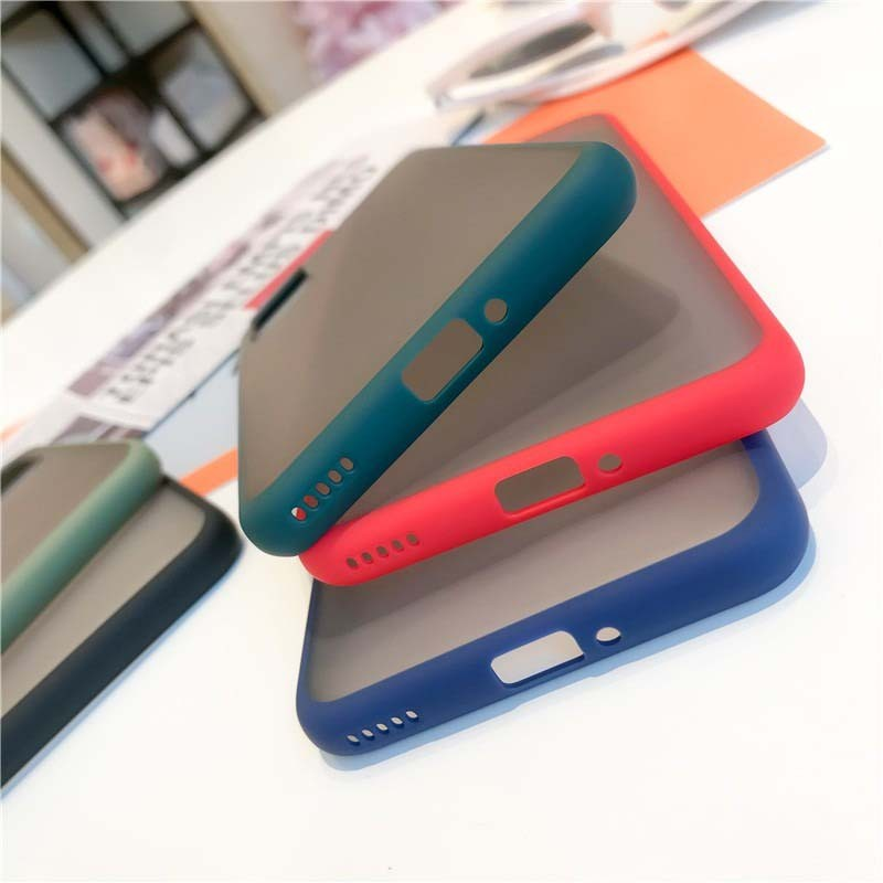 قاب محافظ سامسونگ Transparent Hybrid Case For Samsung Galaxy S20