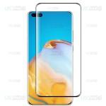 محافظ صفحه نمایش سرامیکی تمام صفحه هواوی Ceramics Full Screen Protector Huawei P40 Pro