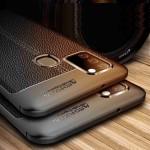 قاب ژله ای طرح چرم سامسونگ Auto Focus Jelly Case For Samsung Galaxy A21s