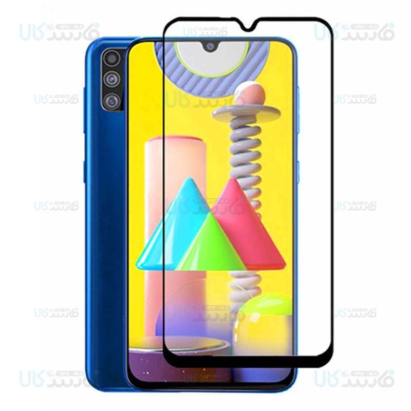 محافظ صفحه نمایش سرامیکی تمام صفحه سامسونگ Ceramics Full Screen Protector Samsung Galaxy M31