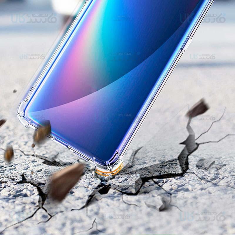 قاب محافظ ژله ای کپسول دار 5 گرمی هواوی Clear Tpu Air Rubber Jelly Case For Huawei Y7p