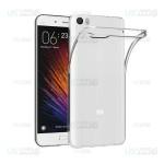 قاب محافظ ژله ای 5 گرمی کوکو شیائومی Coco Clear Jelly Case For Xiaomi Mi 5