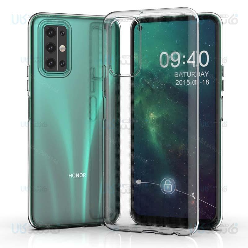 قاب محافظ ژله ای 5 گرمی کوکو هواوی Coco Clear Jelly Case For Huawei Honor 30S