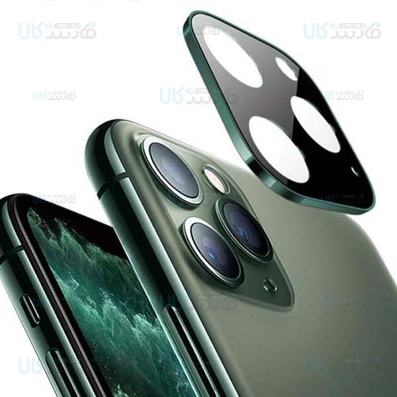 محافظ لنز کوتتسی آیفون Coteetci CS2219 Lens Film Protector For Apple iPhone 11 Pro11 Pro Max