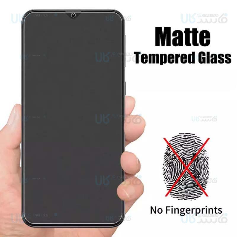 محافظ صفحه نمایش مات سرامیکی تمام صفحه سامسونگ Full Matte Ceramics Screen Protector Samsung Galaxy A31