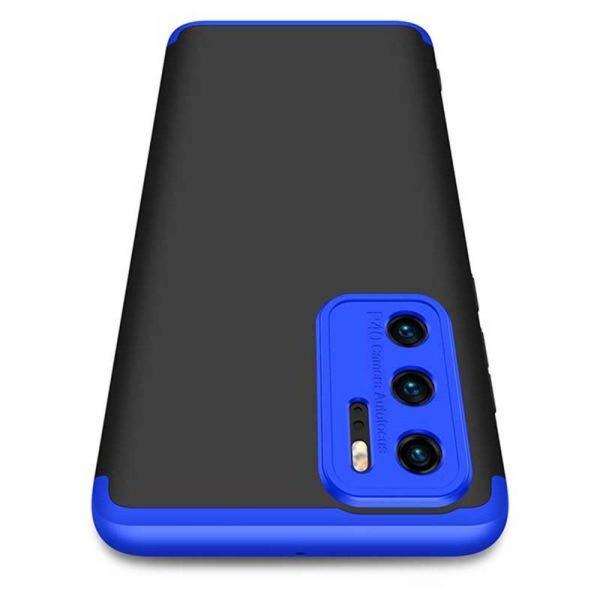 قاب محافظ با پوشش 360 درجه هواوی GKK Color Full Cover For Huawei P40