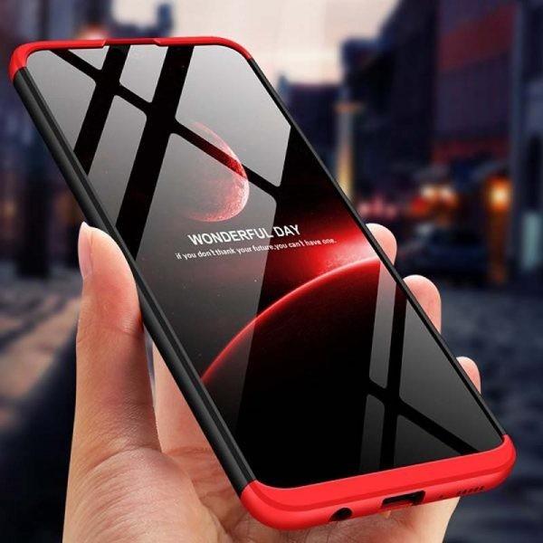 قاب محافظ با پوشش 360 درجه سامسونگ GKK Color Full Cover For Samsung Galaxy M31