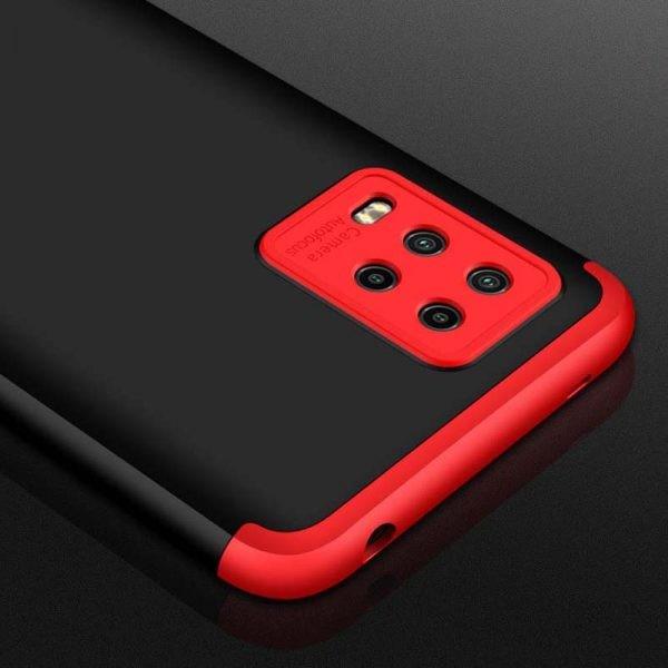 قاب محافظ با پوشش 360 درجه شیائومی GKK Color Full Cover For Xiaomi Mi 10 Lite 5G Mi10 Youth 5G
