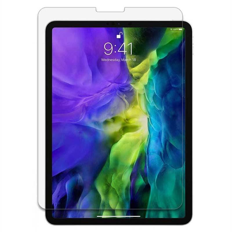 محافظ صفحه نمایش شیشه ای اپل آیپد Glass Screen Protector For Apple iPad Pro 11 2020