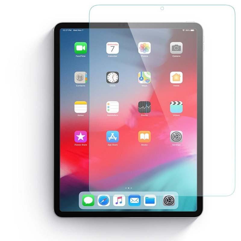 محافظ صفحه نمایش شیشه ای اپل آیپد Glass Screen Protector For Apple iPad Pro 12.9 2018
