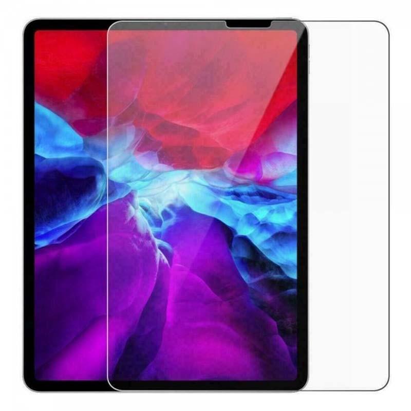 محافظ صفحه نمایش شیشه ای اپل آیپد Glass Screen Protector For Apple iPad Pro 12.9 2020