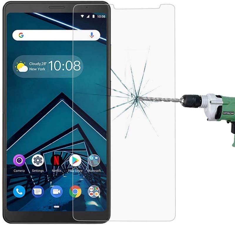 محافظ صفحه نمایش شیشه ای لنوو Glass Screen Protector For Lenovo Tab V7