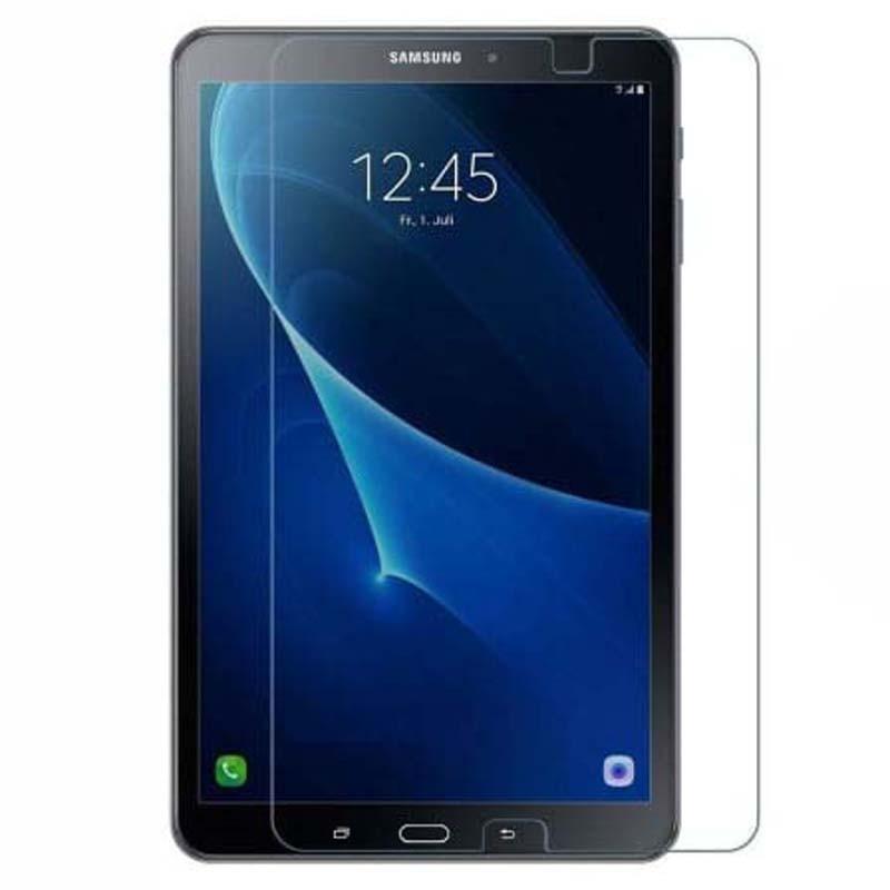 محافظ صفحه نمایش شیشه ای سامسونگ Glass Screen Protector For Samsung Galaxy Tab A 10.1 2016 P585