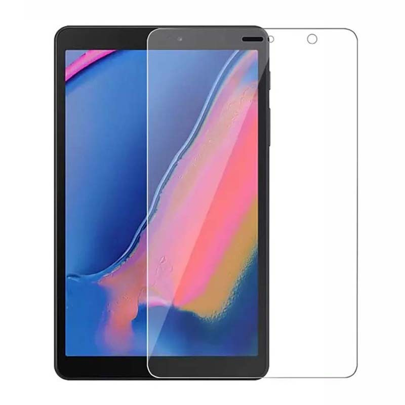 محافظ صفحه نمایش شیشه ای سامسونگ Glass Screen Protector For Samsung Galaxy Tab A 8.0 2019 & S Pen 2019 P205