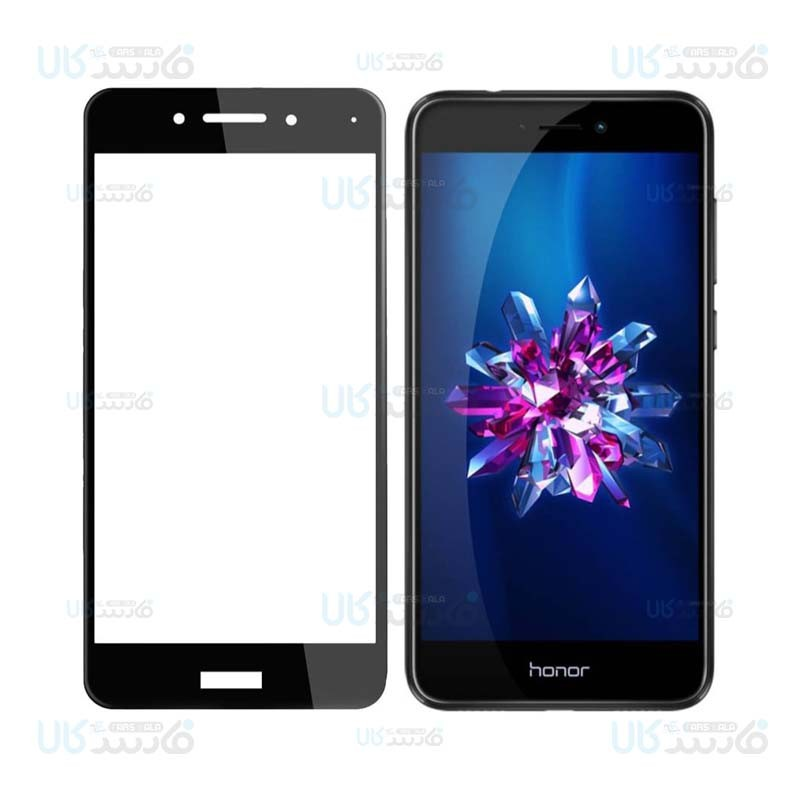 محافظ صفحه نمایش سرامیکی تمام صفحه کلومن هواوی Koluman Ceramics Full Screen Protector Huawei Honor 8 Lite