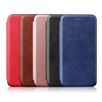 Leather Standing Magnetic Cover For Samsung Galaxy A31