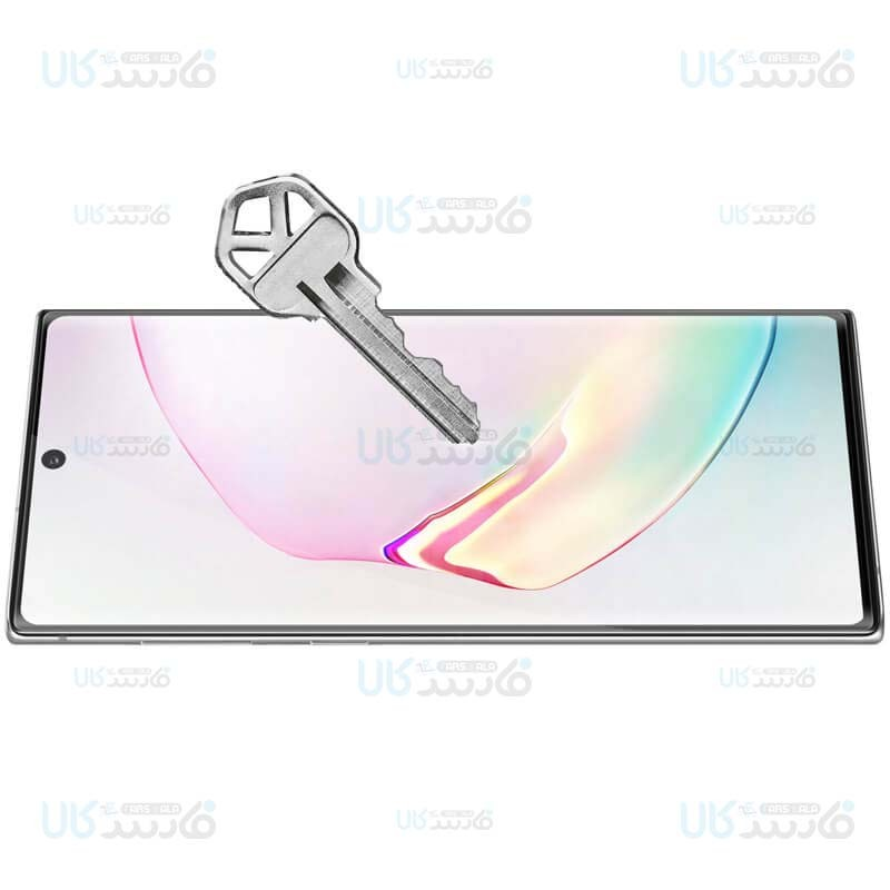 محافظ صفحه نمایش شیشه ای نیلکین سامسونگ Nillkin 3D DS+MAX Glass Samsung Galaxy Note 10 Plus