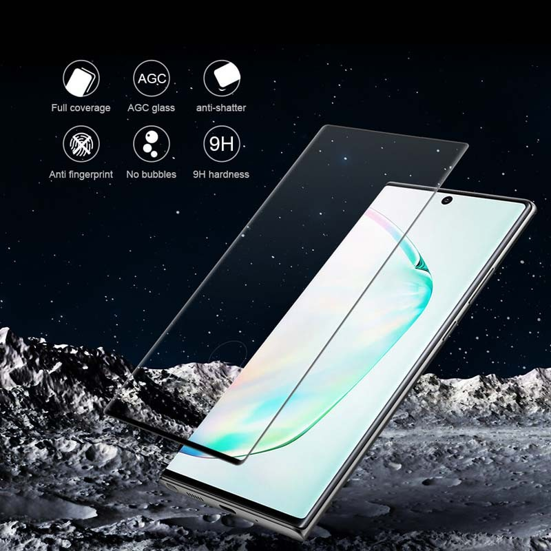 محافظ صفحه نمایش شیشه ای نیلکین سامسونگ Nillkin CP+ Max Glass Samsung Galaxy Note 20 Ultra