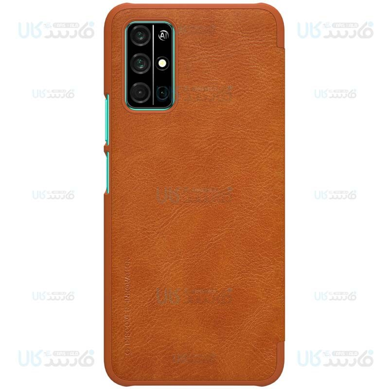 کیف محافظ چرمی نیلکین هواوی Nillkin Qin Case For Huawei Honor 30s
