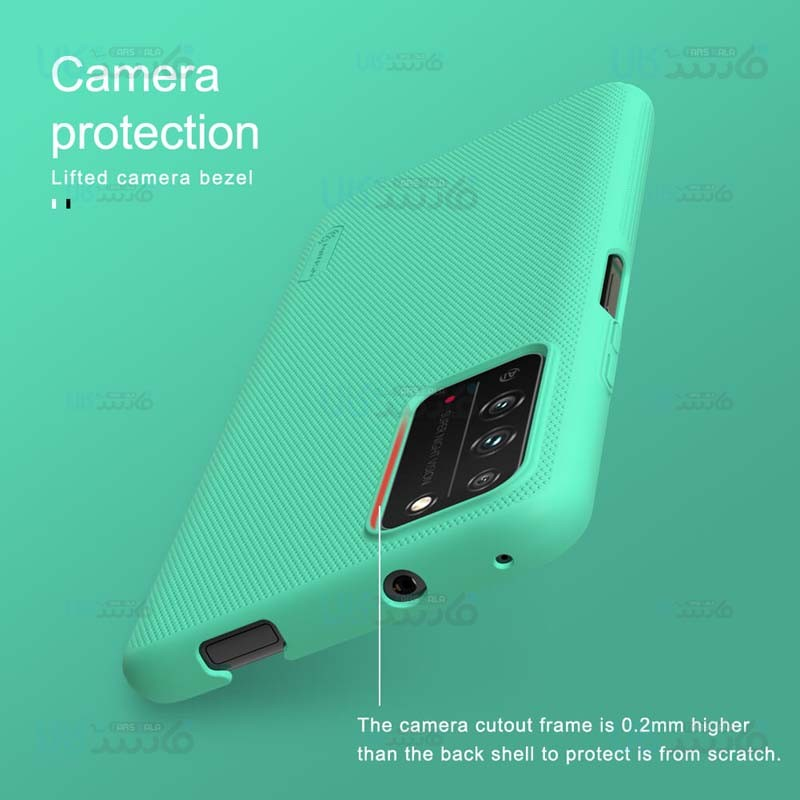 قاب محافظ نیلکین هواوی Nillkin Super Frosted Shield Case Huawei Honor X10