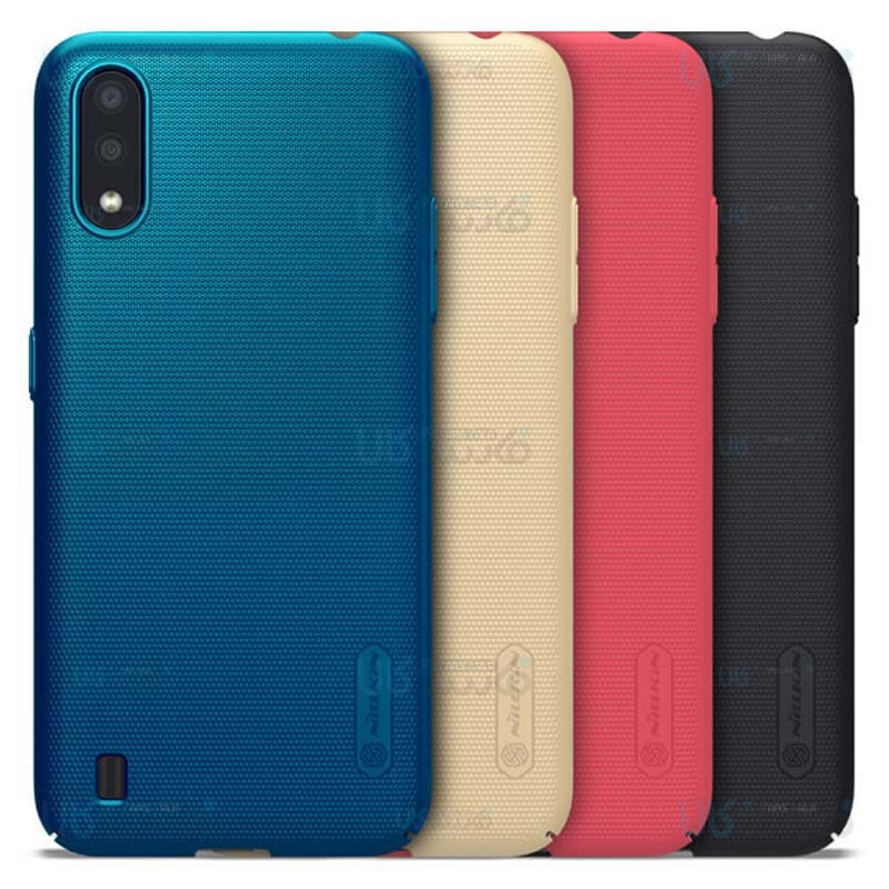 قاب محافظ نیلکین سامسونگ Nillkin Super Frosted Shield Case Samsung Galaxy A01