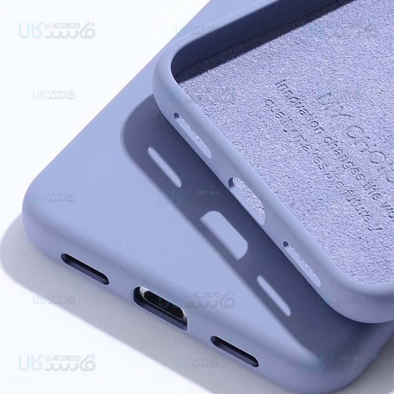 قاب محافظ سیلیکونی سامسونگ Silicone Case For Samsung Galaxy A21s