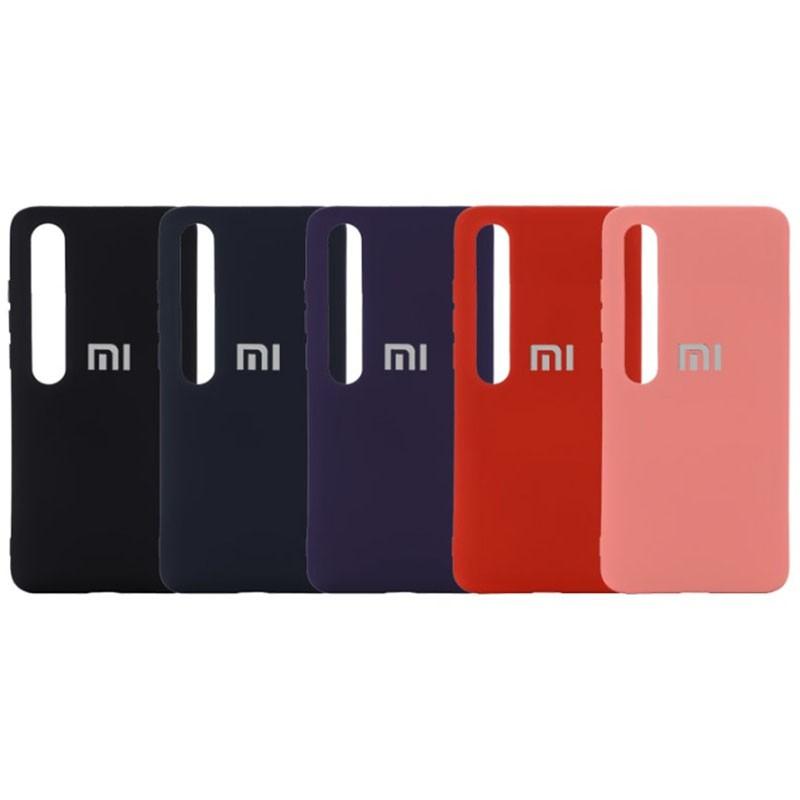 قاب محافظ سیلیکونی شیائومی Silicone Case For Xiaomi Mi 10 Pro