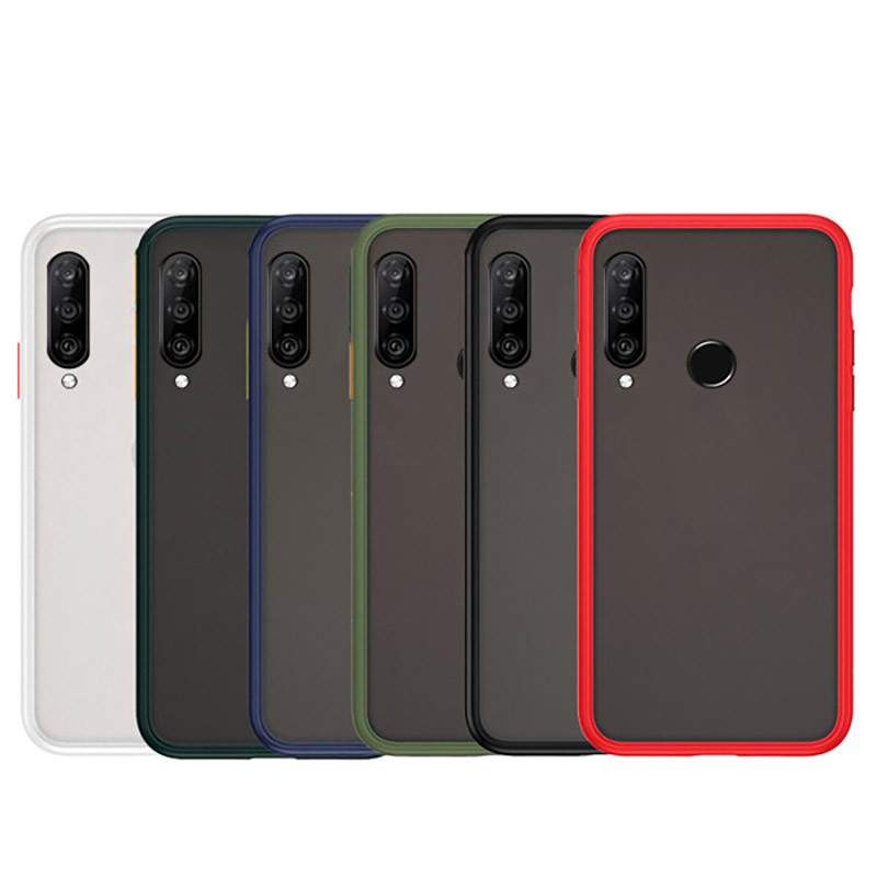قاب محافظ هواوی Transparent Hybrid Case For Huawei P30 Lite / Nova 4e
