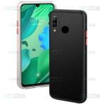 قاب محافظ هواوی Transparent Hybrid Case For Huawei Y6 2019 / Y6 Prime 2019