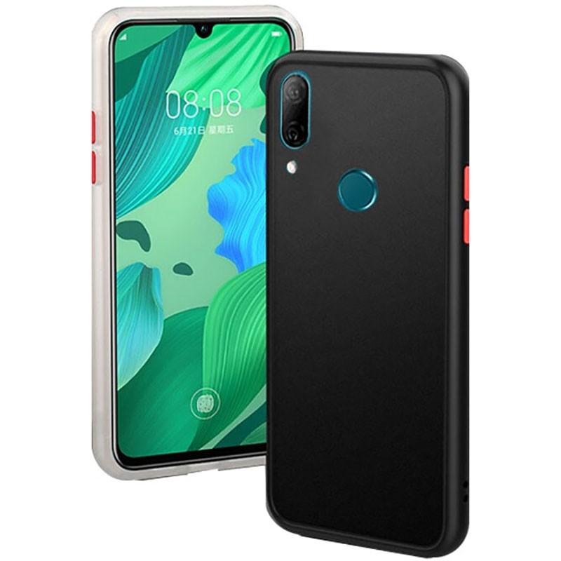 قاب محافظ هواوی Transparent Hybrid Case For Huawei Y7 2019 / Y7 Prime 2019