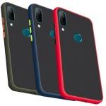 قاب محافظ هواوی Transparent Hybrid Case For Huawei Y9 2019